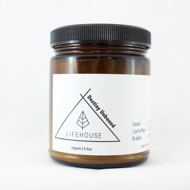 Lifehouse Tonics adaptogen powder