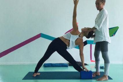 How the cool kids of yoga are transforming teacher training