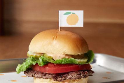 "The vegan ""bleeding"" burger has won the heart of this meat-loving chef"