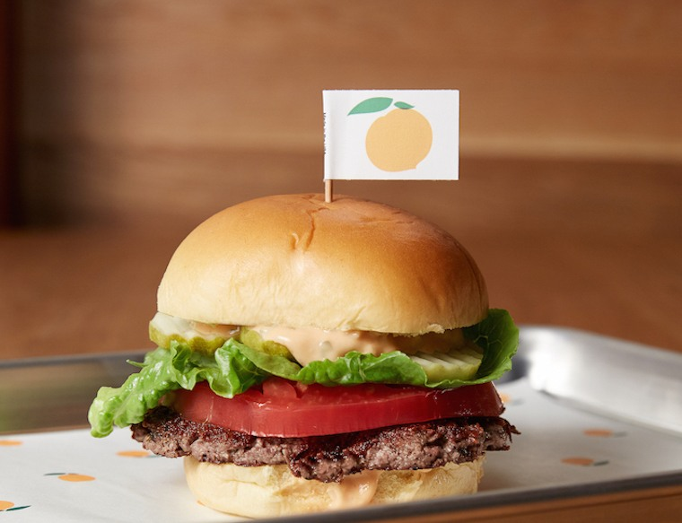 """Thumbnail for The vegan """"bleeding"""" burger has won the heart of this meat-loving chef"""