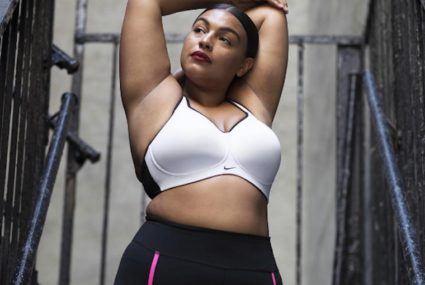 Why everyone's loving Nike women's new curvy model
