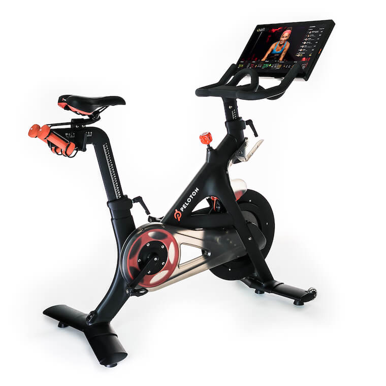 Peloton at-home bike