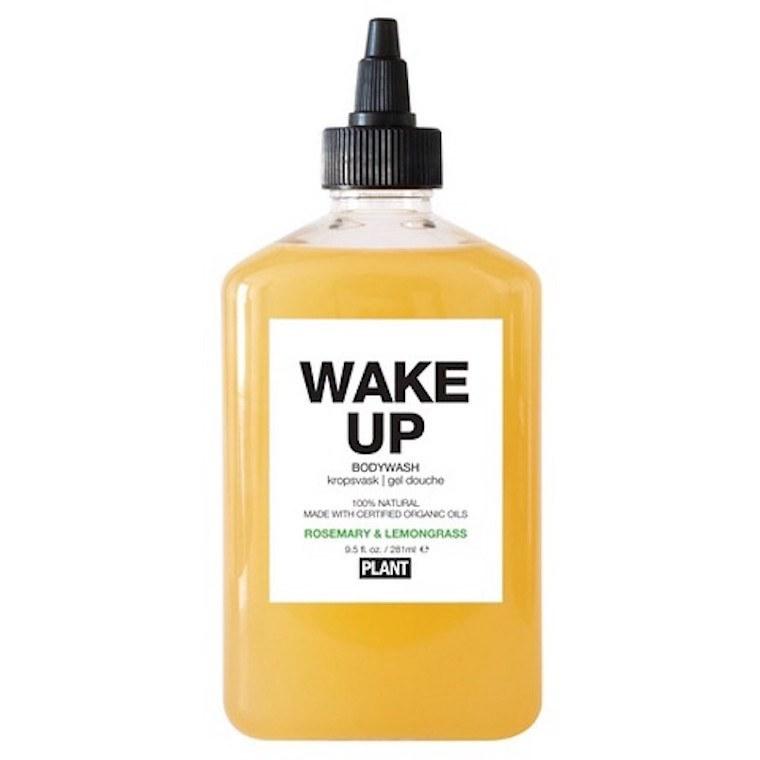 plant wake up bodywash