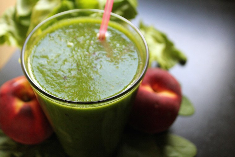 smoothie fullness