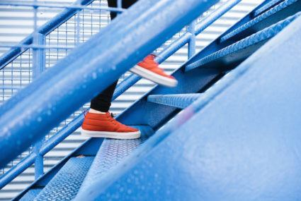 How to exercise at work without anyone noticing