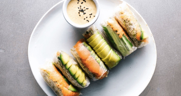 Thumbnail for 8 summer roll recipes that will seriously wow you
