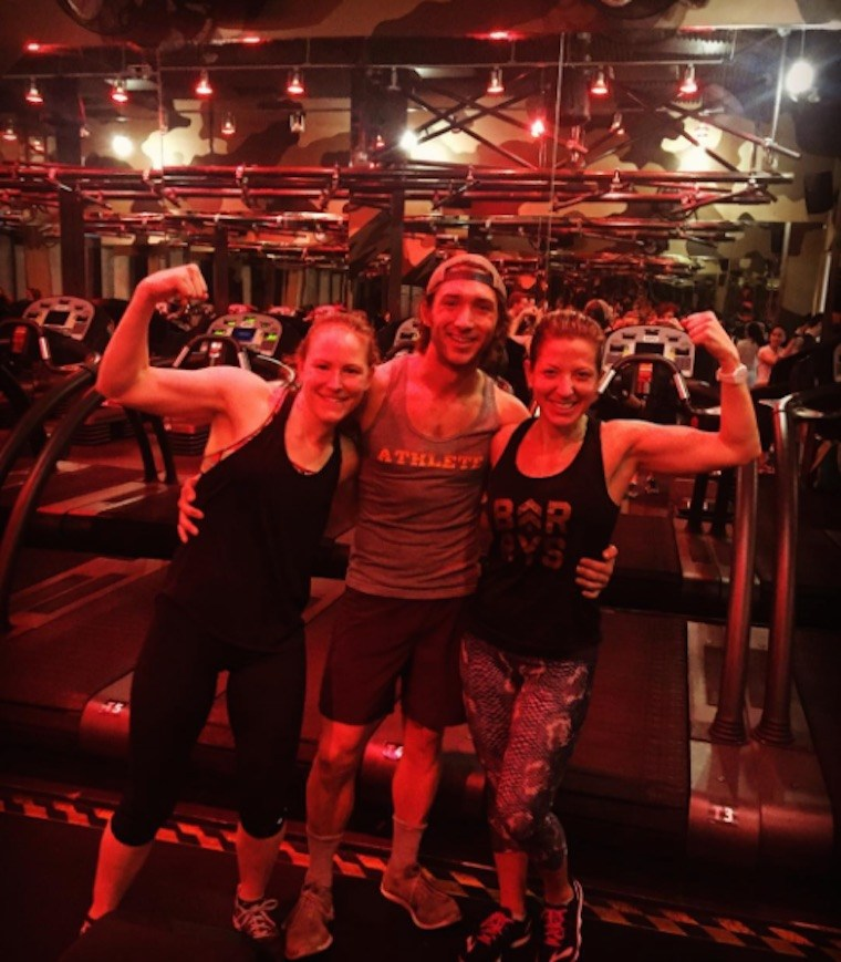 taylor walsh barrys bootcamp