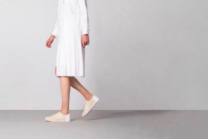 The fresh new alternative that has people rethinking white sneakers
