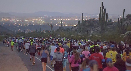 Photo: Phoenix Marathon