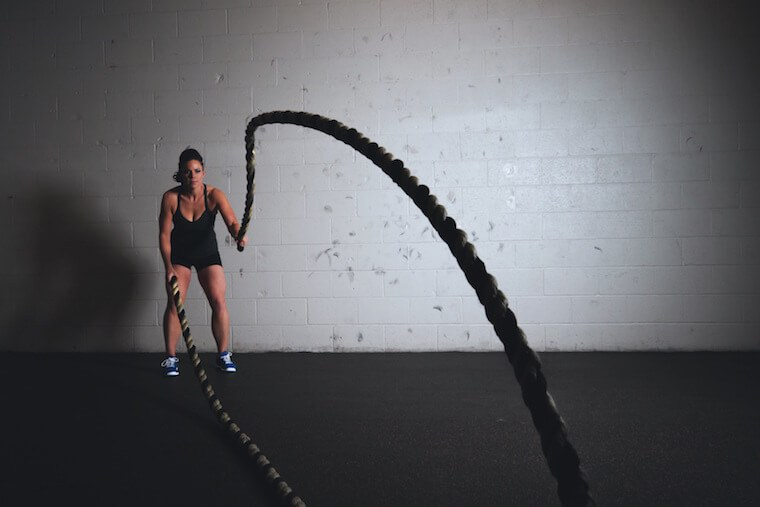 Workouts that are too intense