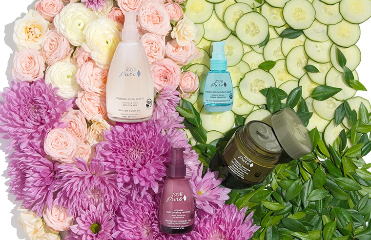 Thumbnail for 100% Pure launches the first pay-as-you-wish natural skin-care lines