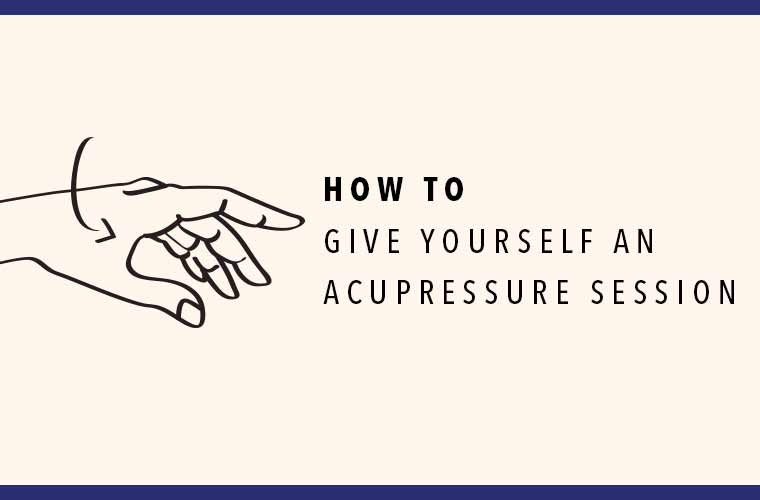 Thumbnail for These stealth acupressure moves help ease headaches, PMS, and depression