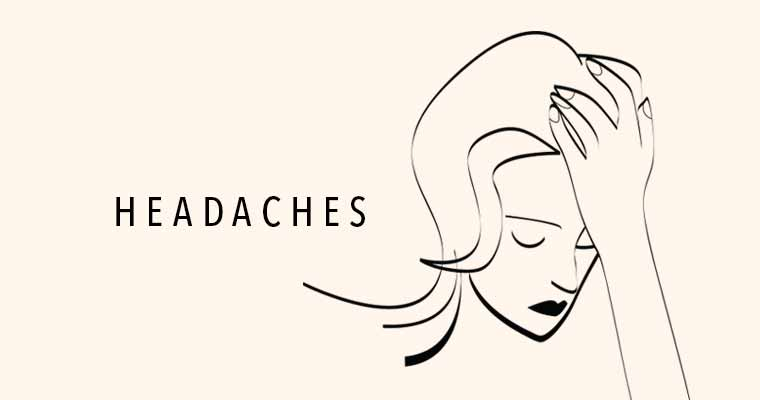 Acupressure-Headaches