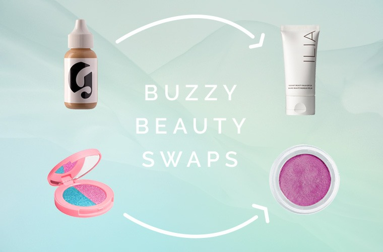 buzzy beauty swaps