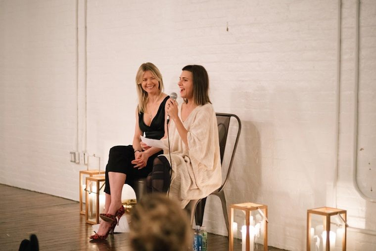 Ruby Warrington and Biet Simkin (Photo: Carey MacArthur for Club Soda)