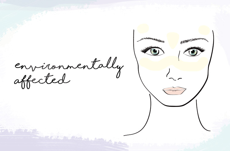 environmental pimples
