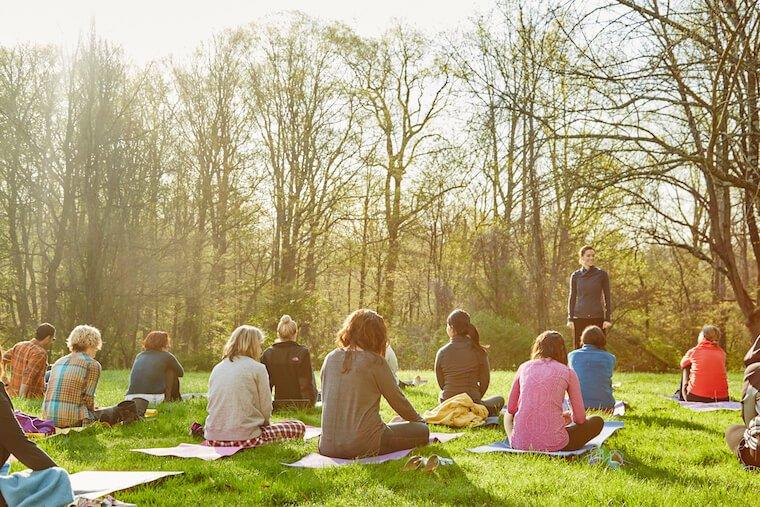 Photo: Ziva Meditation