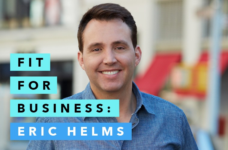 Eric Helms business advice