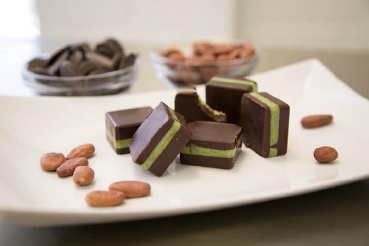 Crosby Tailor healthy desserts