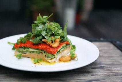 The vegan lasagna that fuels tennis pro Novak Djokovic