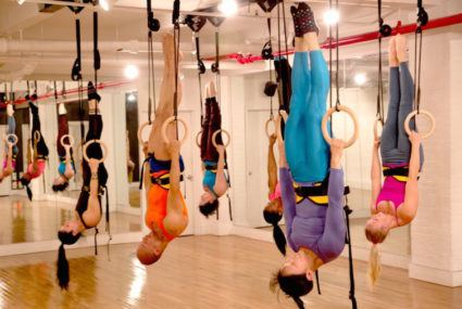 I (sort of) trained like an Olympic gymnast, and this is what it was like