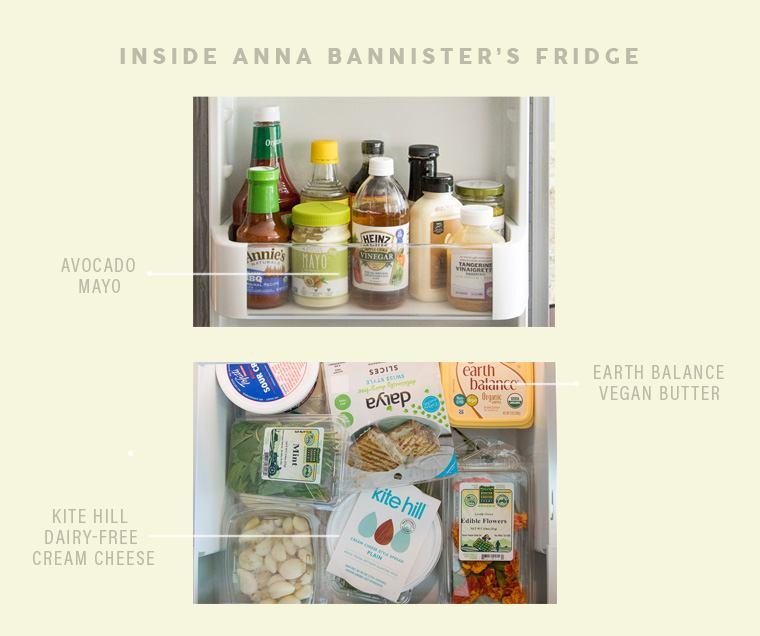 anna bannister fridge