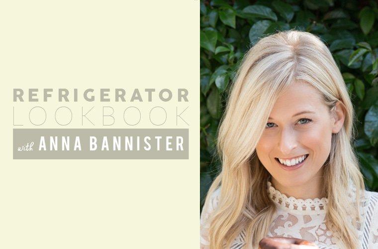 anna bannister refrigerator look book