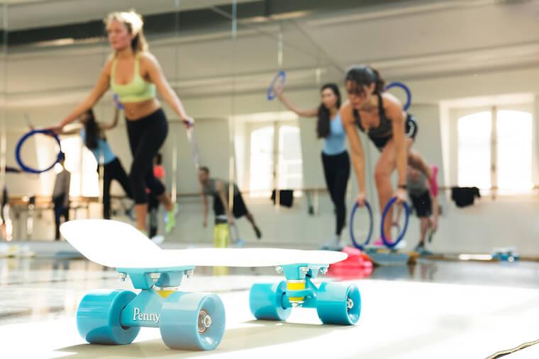 Skateboard Workout1