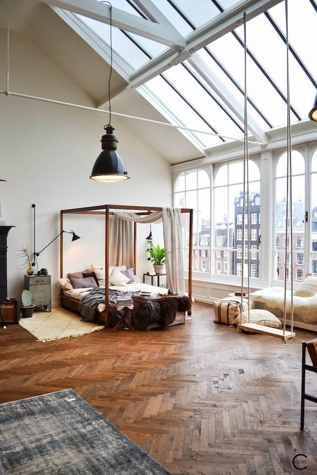 the loft amsterdam swing