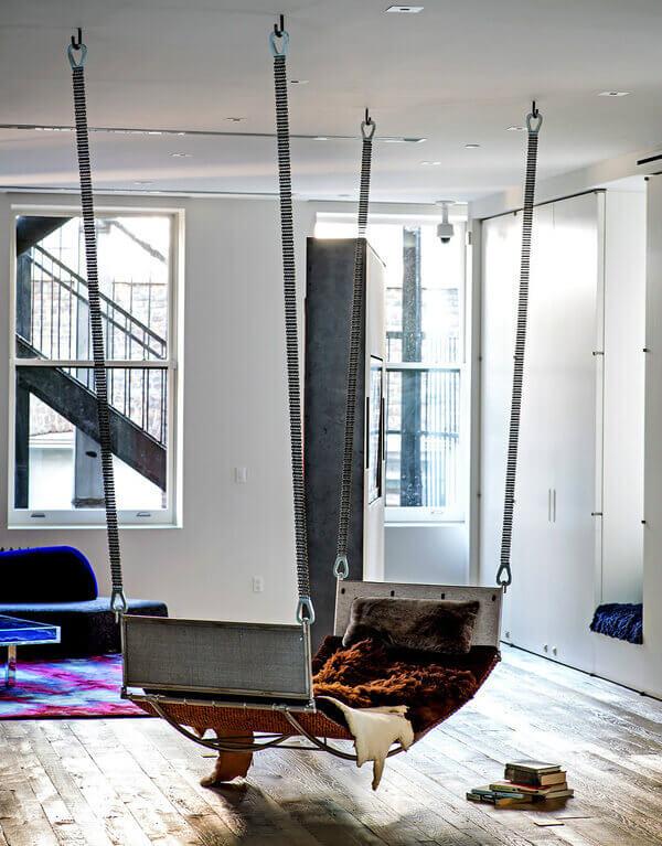 touby fine indoor swing