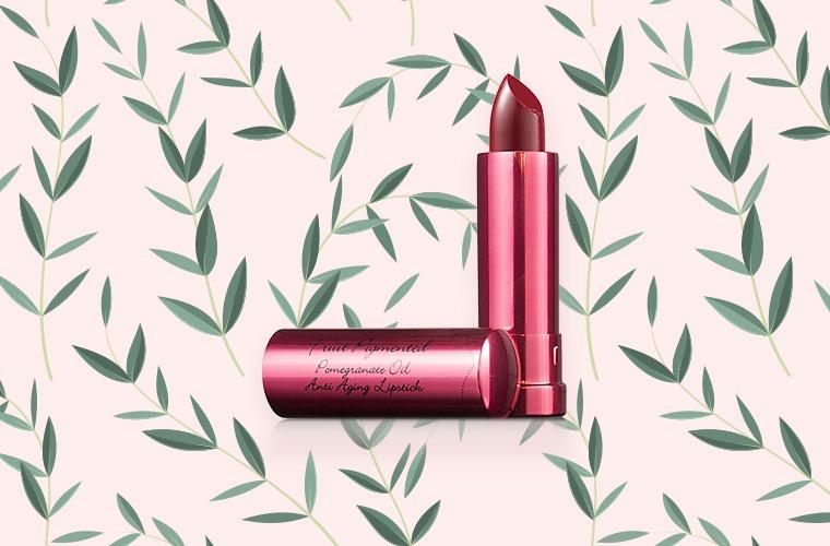 100% pure lipstick