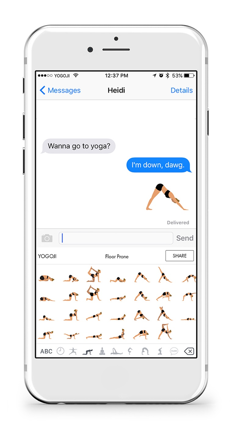 yogoji emojis