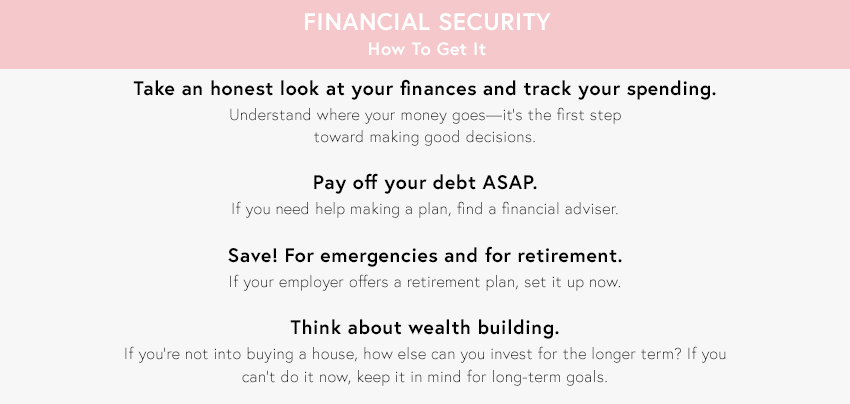 aging financial security