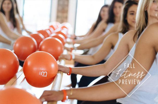 How barre studios are turning more women into (fit) entrepreneurs