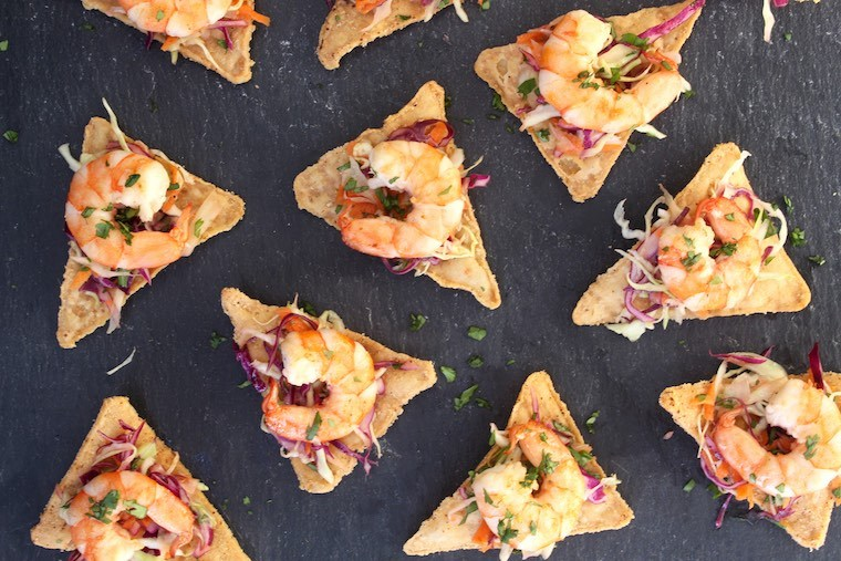 Thumbnail for Make all your friends happy at your next party with these snack-tastic recipes