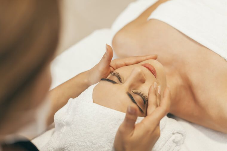 heyday monthly facials