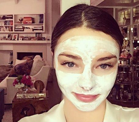 The watermelon-potato face mask that Miranda Kerr's facialist swears by