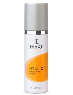 image vital c cleanser