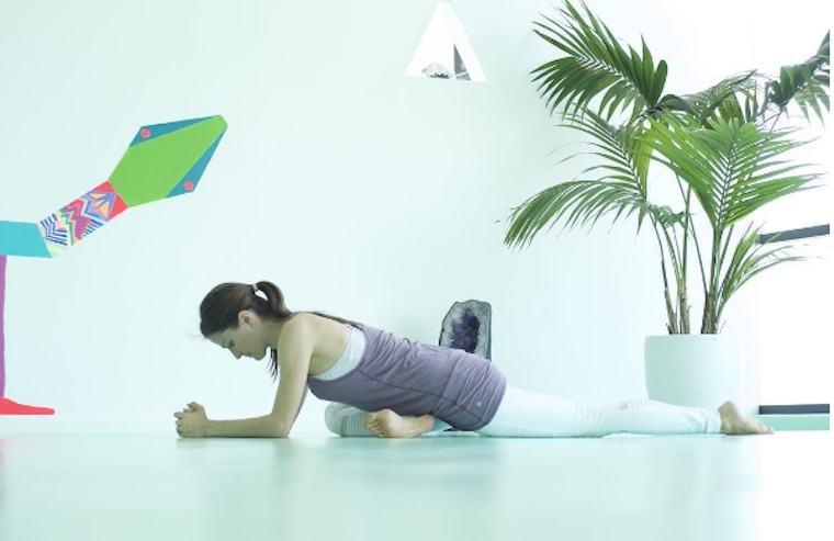 jana roemer love yoga