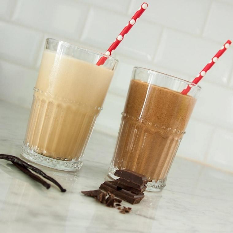 Jesse Tyler Ferguson smoothie