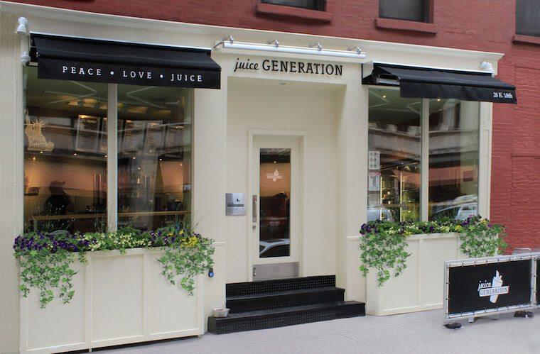 Juice Generation business plan