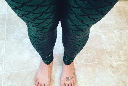 Why #MermaidThighs are trending on Instagram