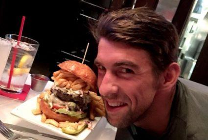 What Team USA fuels up on (hint: They're not on the Michael Phelps 12,000 calorie plan)