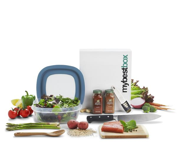 mybestkitchen Special Package, $xx (over $xx value). Photo: mybestbox