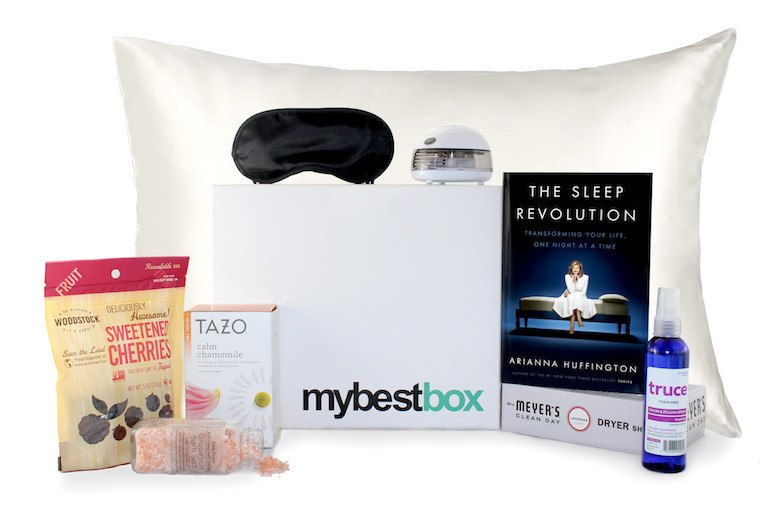 mybestsleep Special Edition, $39 (over $100 value). Photo: mybestbox