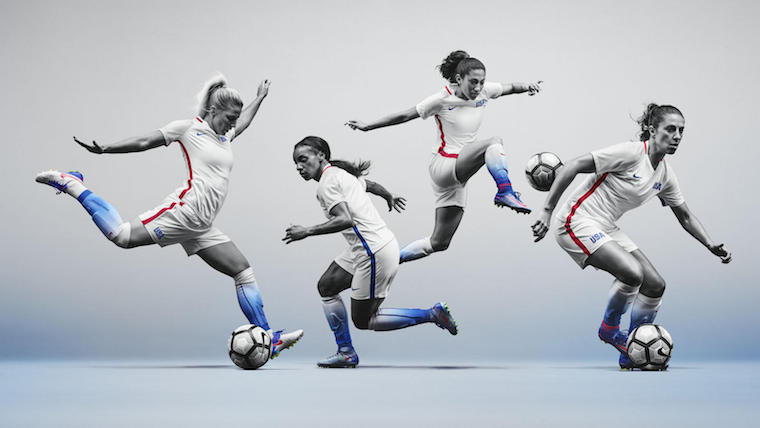 Thumbnail for These Nike Olympic uniforms deserve a gold medal in style and technology