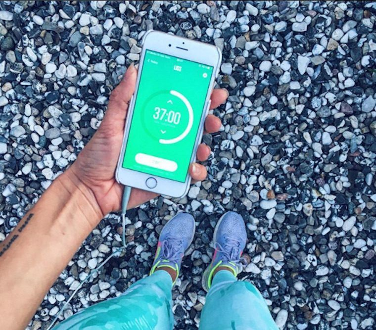 Thumbnail for Kayla Itsines is teaming up with Apple to streamline your workout