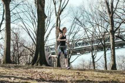 Why I'm going to keep running and hope other women will, too