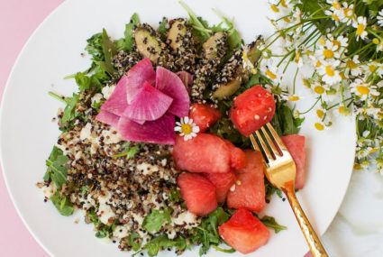 Sakara Life is teaming up with Tata Harper for a menu designed to get you glowing