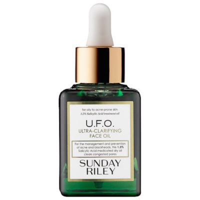 sunday riley ufo oil